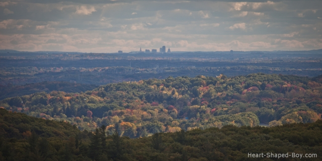 Springfield from Mt Tom