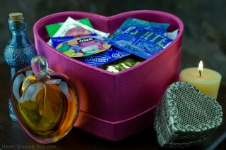 National Condom Day - How Romantic!