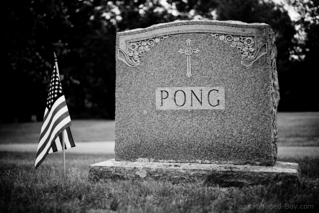 What Happened to Pong