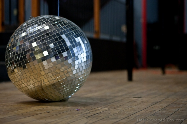Because Disco Ball