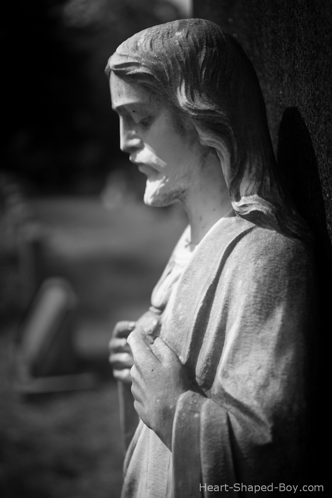 Contemplative Jesus