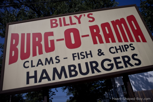 Billy's Burg-O-Rama