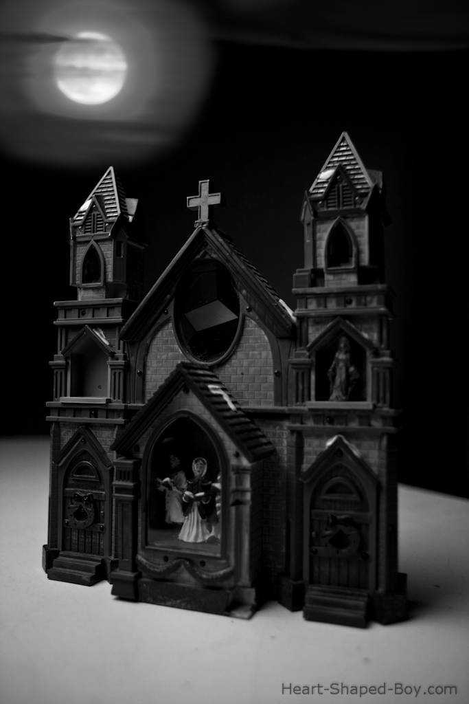 Little Church by Moonlight